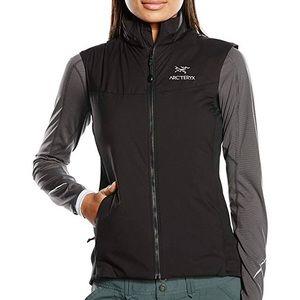 Arcteryx women's atom vest size m light in black